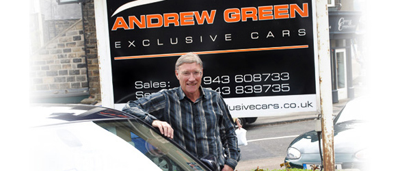 About Andrew Green Exclusive Cars